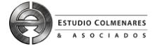 Estudio Colmenares & Asociados logo