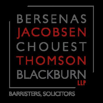 Bersenas Jacobsen Chouest Thomson Blackburn LLP logo