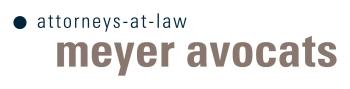 Meyer Avocats logo