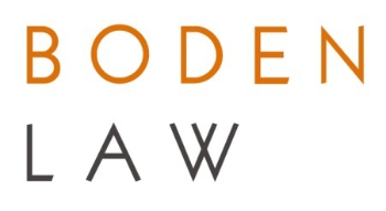 Boden Law Office logo