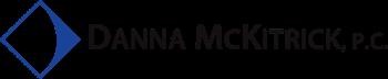 Danna McKitrick PC logo
