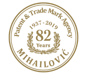 Patent & Trade Mark Agency Mihailovic logo