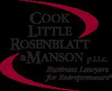 Cook Little Rosenblatt & Manson pllc logo