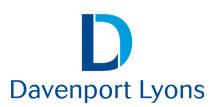 Davenport Lyons logo
