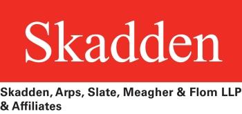 Skadden Arps Slate Meagher & Flom LLP logo