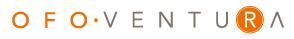 OFO VENTURA logo