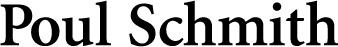 Poul Schmith/Kammeradvokaten logo