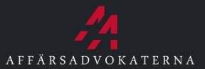 Affärsadvokaterna i Sverige AB logo