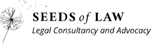 Seeds of Law (formerly Peeters Law) logo