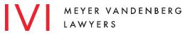 Meyer Vandenberg Lawyers logo
