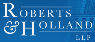Roberts & Holland LLP logo