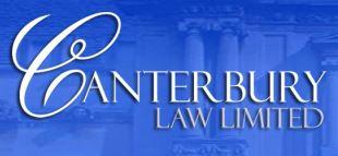 Canterbury Law logo