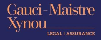 Gauci-Maistre Xynou (Legal | Assurance) logo