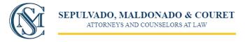 Sepulvado Maldonado & Couret logo
