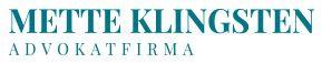 Mette Klingsten Advokatfirma logo