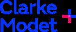 Clarke Modet logo