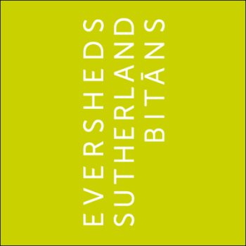 Eversheds Sutherland Bitāns logo