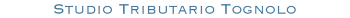 Studio Tributario Tognolo logo