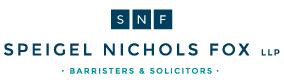 Speigel Nichols Fox LLP logo