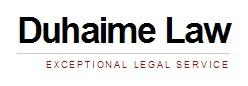 Duhaime Law logo
