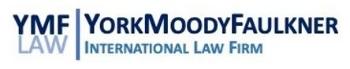 YMF Law logo