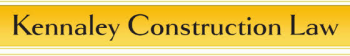 Kennaley Construction Law logo