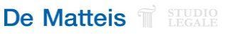 De Matteis Studio Legale logo
