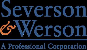 Severson & Werson PC logo