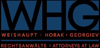 Weishaupt Horak Georgiev Rechtsanwälte GmbH & Co KG logo
