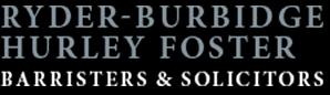 Ryder-Burbidge Hurley Foster logo
