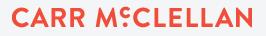 Carr McClellan logo