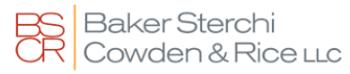 Baker Sterchi Cowden & Rice LLC logo