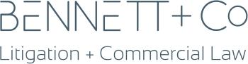 Bennett + Co logo