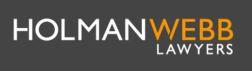 Holman Webb logo