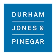 Durham Jones & Pinegar logo