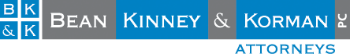 Bean Kinney & Korman PC logo