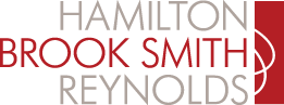 Hamilton Brook Smith & Reynolds PC logo