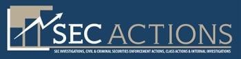 SEC Actions logo