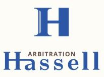 Hassell Arbitration logo