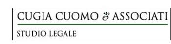 Cugia Cuomo & Associati Studio Legale logo