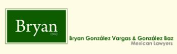 Bryan Gonzalez Vargas y Gonzales Baz logo