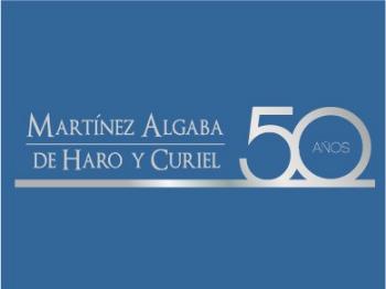 Martínez Algaba de Haro y Curiel logo