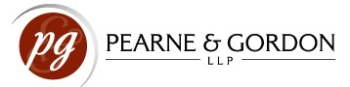 Pearne & Gordon LLP logo
