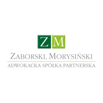 Zaborski Morysiński Adwokacka Spółka Partnerska Law Firm logo
