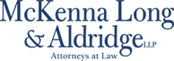 McKenna Long & Aldridge LLP logo