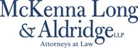 McKenna Long & Aldridge LLP logo