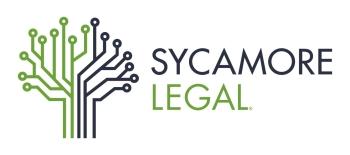 Sycamore Legal PC logo