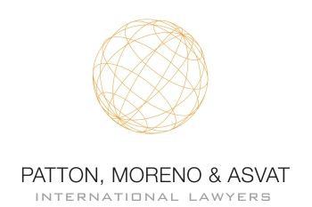 Patton Moreno & Asvat logo