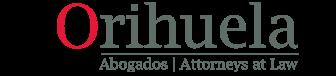 Orihuela Abogados logo