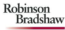 Robinson Bradshaw & Hinson logo